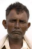 Indian Farmer's portrait Royalty Free Stock Photography