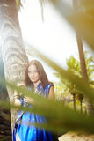 Indian fashion Royalty Free Stock Photography