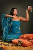Indian fashion Stock Photo