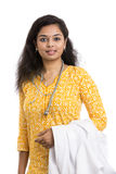 Indian Female Doctor Royalty Free Stock Image