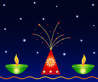 Indian festival design Royalty Free Stock Photography
