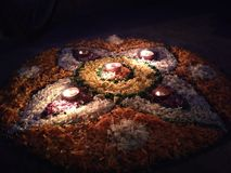 Indian festival Diwali the festival of light royalty free stock image