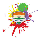 Indian festival Happy Holi Royalty Free Stock Images