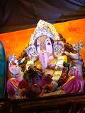 Indian few ganesh pic stock images