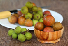 Indian figs Stock Photography