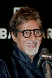 Indian Film Icon Amitabh Bachchan stock image