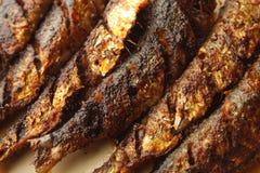 Indian fish fry Royalty Free Stock Photos