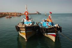 Indian Fishing Boat Royalty Free Stock Image