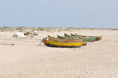 Indian Fishing Boat Royalty Free Stock Photo