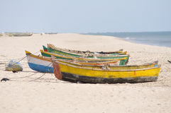 Indian Fishing Boat Stock Image