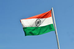 Indian Flag Royalty Free Stock Photography