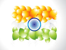 Indian Flag Background Royalty Free Stock Photo