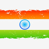 Indian flag Stock Image