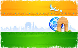 Indian Flag Royalty Free Stock Photo