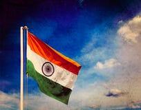 Indian flag of India Stock Photos