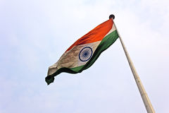 Indian flag Stock Images