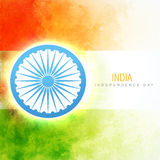 Indian flag vector Royalty Free Stock Photo