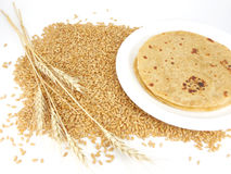 Indian Flat Bread Stock Photos