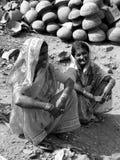 Indian Folk Royalty Free Stock Photography
