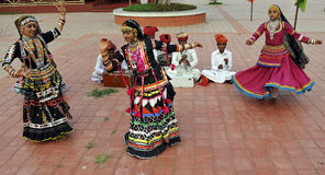 Indian Folk Arts Stock Photography