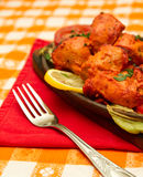 Indian Food Royalty Free Stock Photos