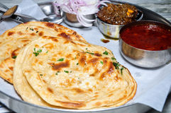 Indian food Stock Image