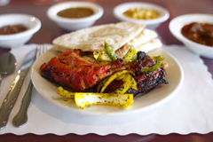 Indian food Royalty Free Stock Photography