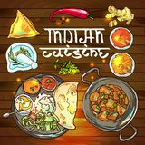 Indian food Stock Photography