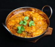 Indian Food, Chicken Dansak Curry Royalty Free Stock Photography