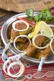 Indian food, Chops Masala. Stock Photos