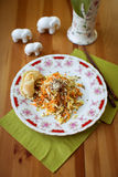 Indian food dish, vegan Royalty Free Stock Photography