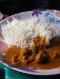 Indian food Royalty Free Stock Photos
