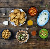 Indian food. Indian Cuisine Stock Image
