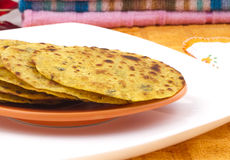 Indian Food Khakra Royalty Free Stock Photos