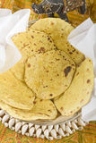 Indian food, Makai Ki Roti Stock Photography