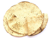 Indian Food-Roasted papad Royalty Free Stock Image
