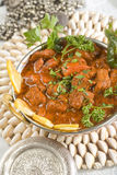 Indian Food, Shahi Rogan Josh. Royalty Free Stock Photos