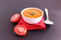 Indian Food Tomato Curry Royalty Free Stock Photography