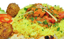 Indian Food Stock Photo
