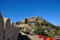 Indian fort Kumbhalgarh royalty free stock images
