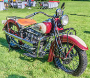 1938 Indian Four Stock Image