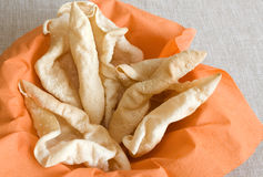 Indian fried bread Royalty Free Stock Photography