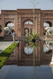 Indian gardens Royalty Free Stock Images
