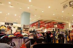 Indian garment shop in New Market area, Kolkata Royalty Free Stock Image