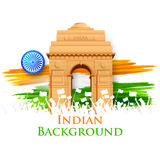 Indian Gate Stock Images