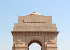 Indian Gate in New-Delhi Royalty Free Stock Images