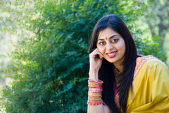 Indian girl Stock Photos