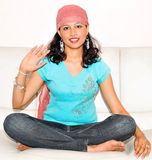 Indian girl Royalty Free Stock Photography