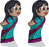 Indian girl Stock Image