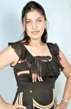 Indian girl model Royalty Free Stock Photos
